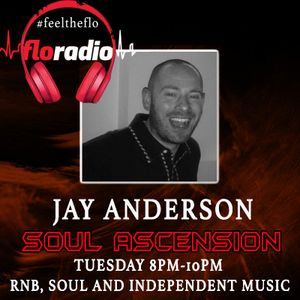 Jay Anderson on floradio 21-11-17 – Soul Ascension (Soul, R&B and Independent Music)