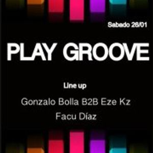 Facu Díaz - Play Groove  mix 26-01-2013