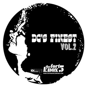 "Fort Knox Five presents ""DC's Finest Volume 2"""