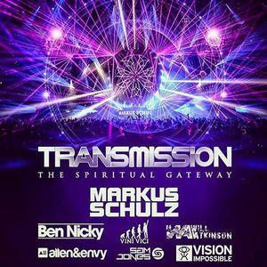 Vini Vici - Live @ Transmission (Melbourne, Australia - 02.07.2016)