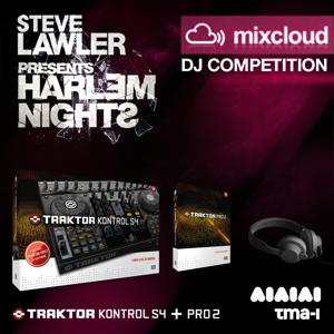 Harlem Nights DJ Comp