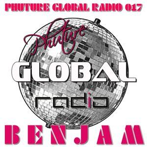Phuture Global Radio 017: BenJam (May 2018)