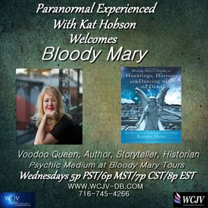 Paranormal Experienced with Kat Hobson 20160120