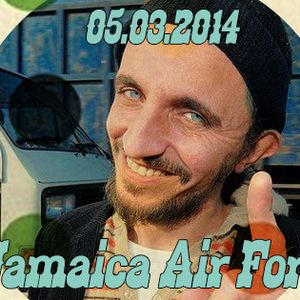 Jamaica Air Force#133 - 05.03.2014 (Miro Morski interview & acoustic live)