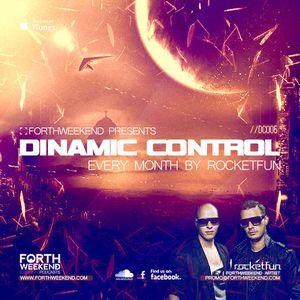 ForthWeekend - ROCKET FUN Dinamic Control #008