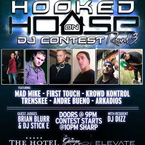 Arkadios Hooked On House Round 3 Contest Mix