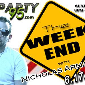 The Week End 6/17/12 [Broadcast on Party95.com]
