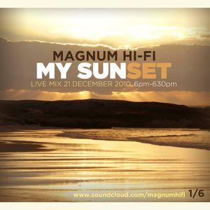 Magnum Hi-Fi_MY SUNSET(live 21122010) 1_of_6