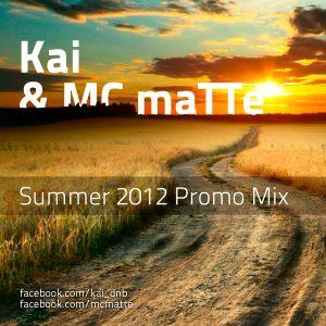 Summer 2012 Promo Mix (w./ MC maTTe)