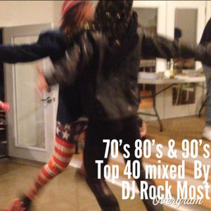 70's 80's with a splash of' 90's Top 40 (pt1 of 2)