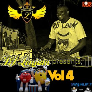 DJ LENIUM PRESENTS M & M VOLUME 4 (PART 3: KENYAN EDITION)