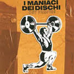 My Favourite DJ'S : dj set 2002 - dj set mixtape by Painè & dj.Fonx - i maniaci dei dischi (italy)