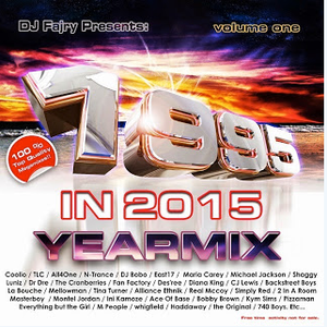 1995 in 2015 YEARMIX - 20 years  later DJ FAJRY