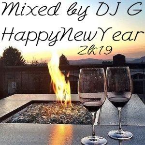 DJ G - #HappyNewYear 2k19