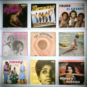 Grande Colombia-Volume 1 (only vinyl)