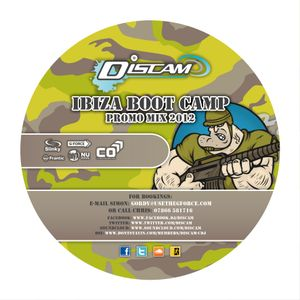 Discam - Ibiza Boot Camp 2012 Promo Mix (June 2012)