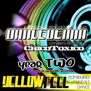 Yellow Feel - Dancedemia H.o.T Year Two
