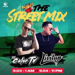 DJ Livitup ft. DJ Color TV on Power 96 (September 03, 2021)