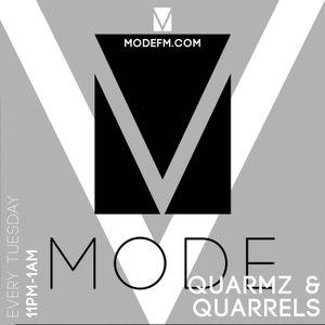 17/09/19 - Quarmz & Quarrels - Mode FM