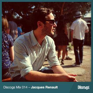 Discogs Mix 014 - Jacques Renault