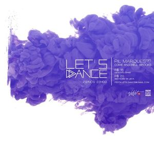 Pil Marques (SP) Recorded Live @ Let's Dance (29 11 2015)