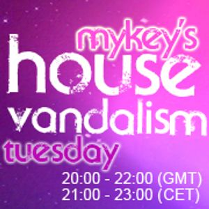 MYKEY's House Vandalism 27-11-2012