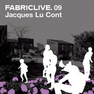 JAQUES LU CONT - FABRIC.LIVE 09 #DJ-MIX #House #Disco #Electro