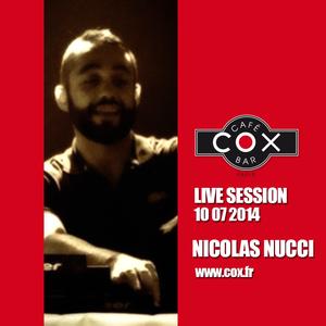 Cox Bar Live Session Nicolas Nucci 10 07 2014