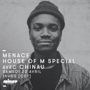 Menace Records Invite Chinau - 23 Avril 2016