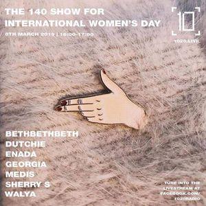Bethbethbeth 140 Special | International Women's Day - 8th March 2019