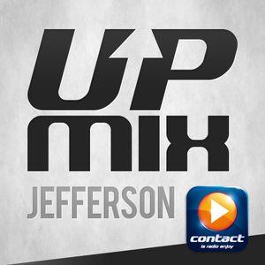 Podcast Up Mix Contact Jefferson Emission 15 du (01-07-2012)