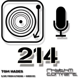 Techno Music   Tom Hades in the Rhythm Convert(ed) Podcast 214 (Live at F.S.I. Fest - Athens)