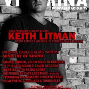 Vitamina Temp 03 Cap 012 | Keith Litman