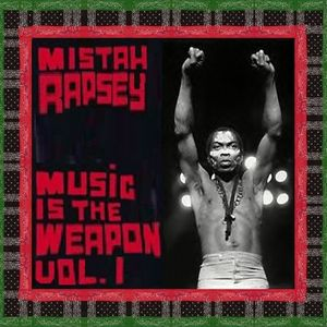 Music is the Weapon Vol.1