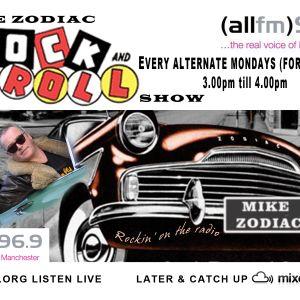Mike Zodiac Rock'n'Roll Show 14/05/12 (orig broadcast date: 30/05/12)