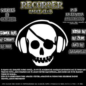 ArandelasDj&XusoDj@RecorderDanceClub Octubre 2012