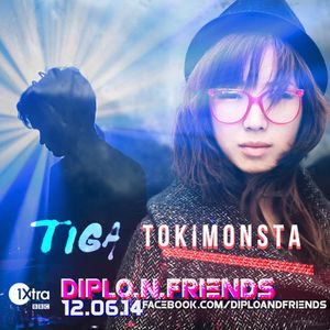 Diplo and Tiga - Diplo & Friends (best techno set ever)