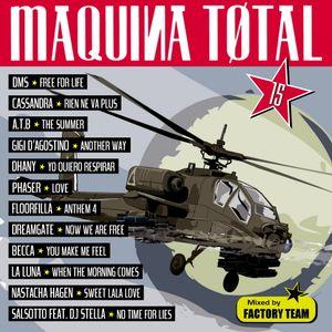 Máquina Total 15 Mixed By Juan Martinez (Amateur)