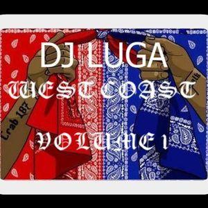 DJ Luga 'West-Coast Volume 1'