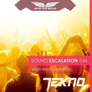 Sound Escalation 044 with Somna