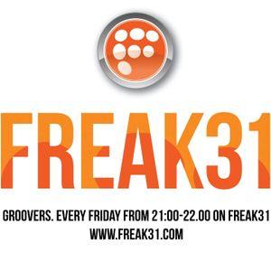 Groovers episode 11 on Freak31.com by Rob Boskamp