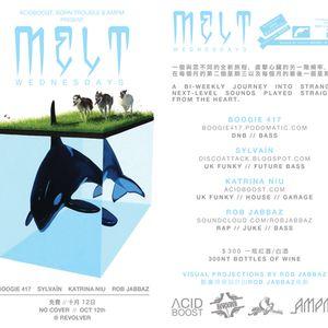 Drum n Bass Set @Revolver 10/13 /2011 by boogie417