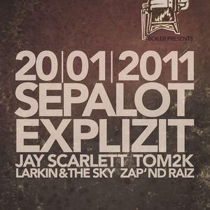 Dj Explizit Mix 4 The The boiler 20.01.2011