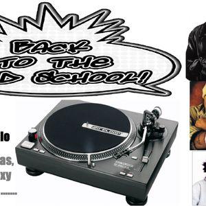 retour aux old school hip hop