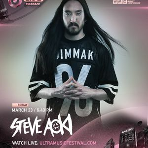 Steve Aoki - Live @ Ultra Music Festival 2018 (Miami) [EDMChicago.com]