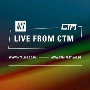 Wilhelm Bras (Live From CTM) - 31st January 2015