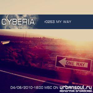 CYBERIA #02S3: My Way
