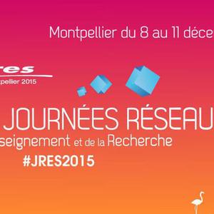 La Matinale du 16 décembre 2015; Les JRES