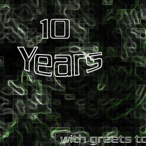 Dj pnt.FX - 10 Years with greets to clr