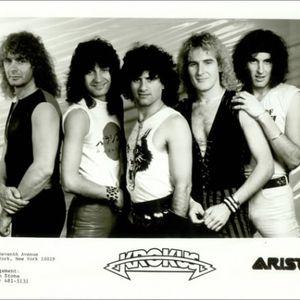 SPECIAL ROCKERS KROKUS SWISS METAL IN ONDAS Metallicas GREAT BAND